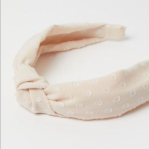 NWOT knotted headband